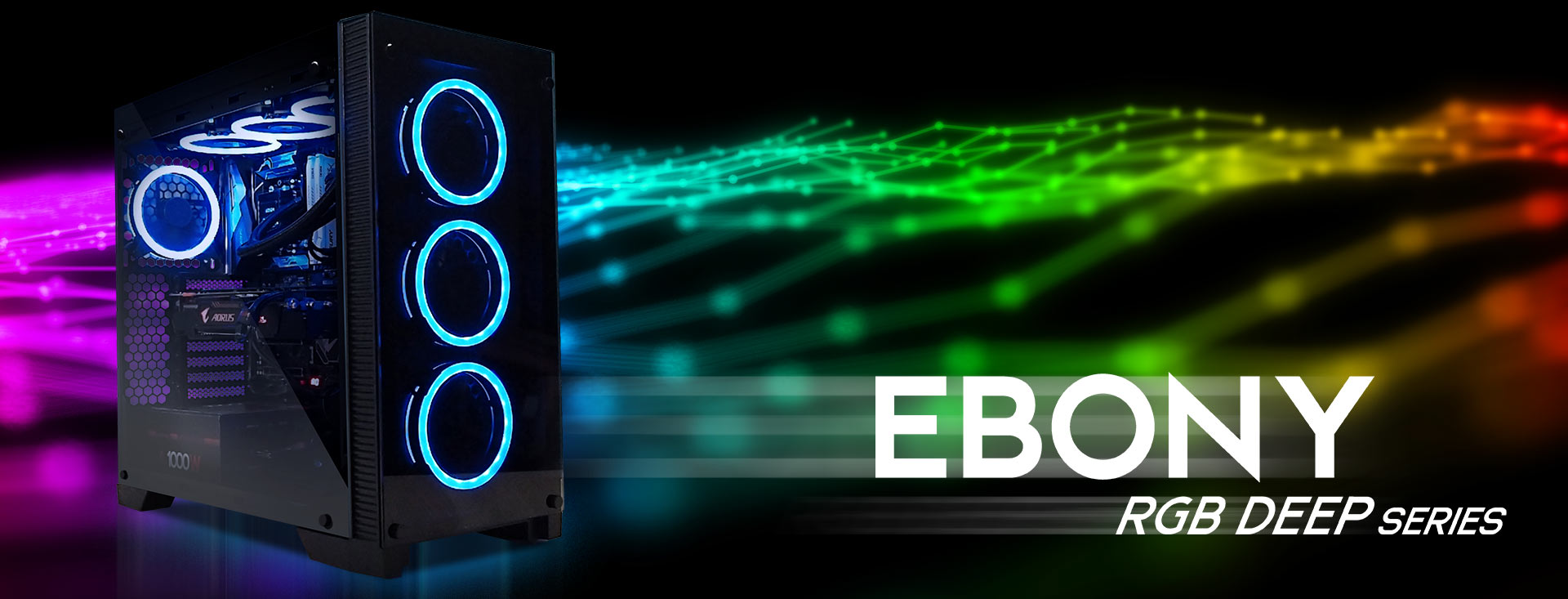 Ebony RGB-Deep-Series